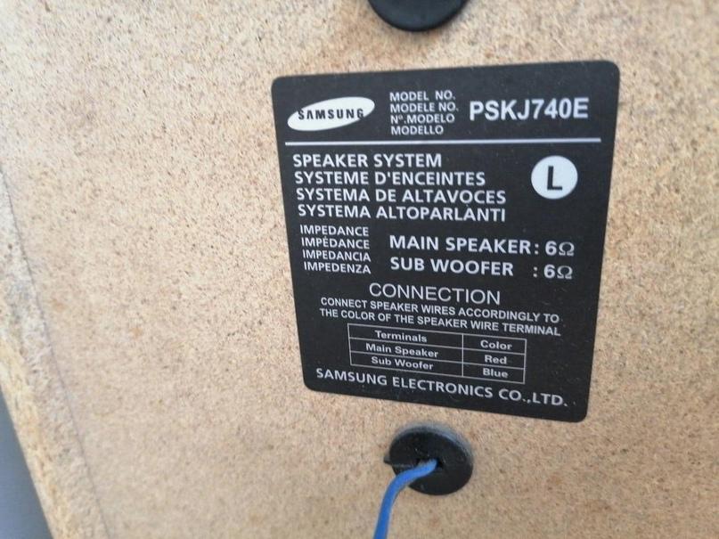 Рабочие колонки Samsung мощность 2 x 50 | Объявления Орска и Новотроицка №18168