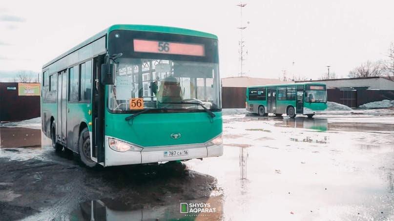 Какова судьба автопарка «Semey BUS»?
