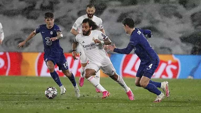Марсело может пропустить ответный матч с «Челси» из-за выборов в Мадриде