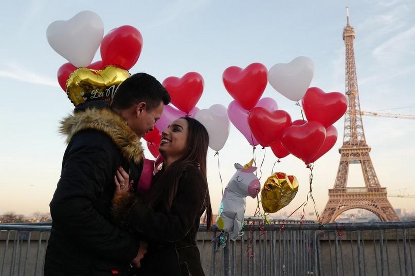 УДИВИТЕЛЬНО, НО ФАКТ… (Часть 55) (спецвыпуск: «Традиции празднования Дня святого Валентина»), изображение №2