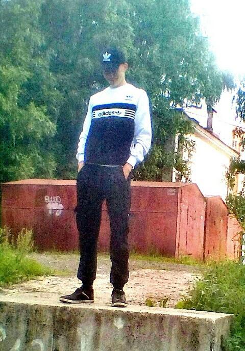 Данил, 19, Vologda