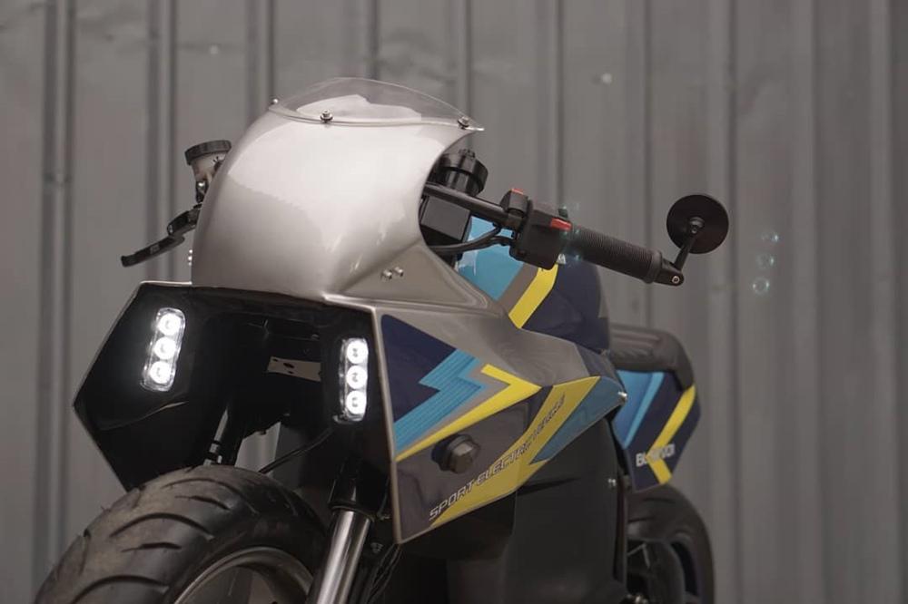 Электрический прототип BL-SEV01