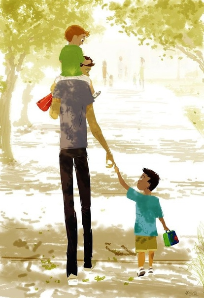 РЕЧЕВЫЕ ИГРЫ ПО ДОРОГЕ В ДЕТСКИЙ САД Каждое утро я отвожу своего сына в детский садик. И хотя он находится не совсем рядом, ходить мы стараемся пешком такая у нас утренняя зарядка. Чтобы наша