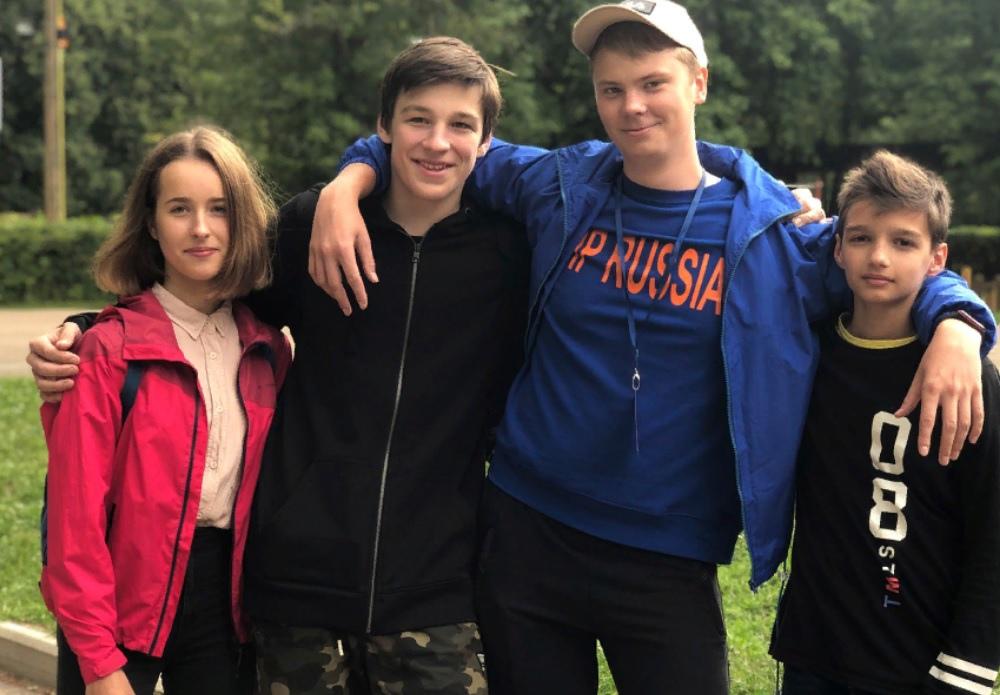 Языковый детский лагерь Екатеринбург