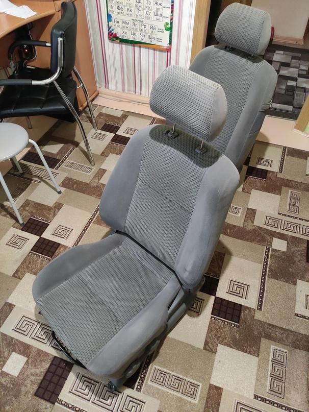 Комплект сиденья Chevrolet Lachetti | Объявления Орска и Новотроицка №16893