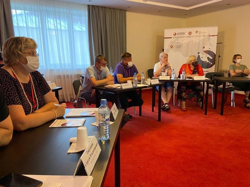 Специалисты Ресурсного центра поддержки НКО рассказали об опыте работы Татарстана, изображение №2