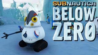 Pengling Spy Operations - Subnautica: Below Zero Gameplay
