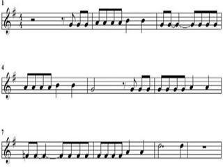 Blue Moon. Саксофон-Тенор-Ноты.Минус.