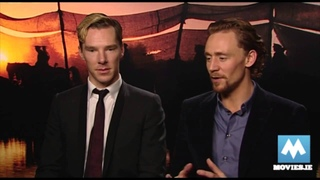 Benedict Cumberbatch & Tom Hiddleston - War Horse Press Junket #3
