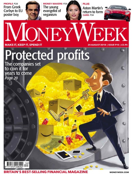 MoneyWeek - 24 August 2018