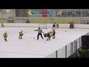 Такой хоккей нам не нужен в Саратове юные спортсмены сошлись стенка на стенку в массовой драке