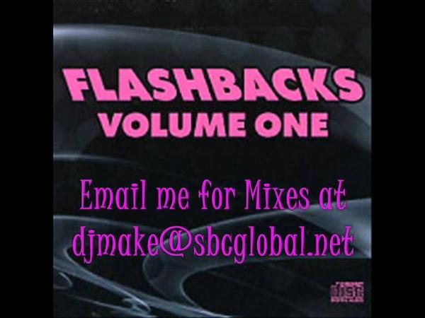 Flashbacks vol 1 Bad Boy Bill Chicago House Classics Wbmx Style Old School House Mix