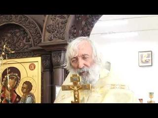Протоиерей Евгений Соколов. Научиться любить можно лишь имея Благодать Божию