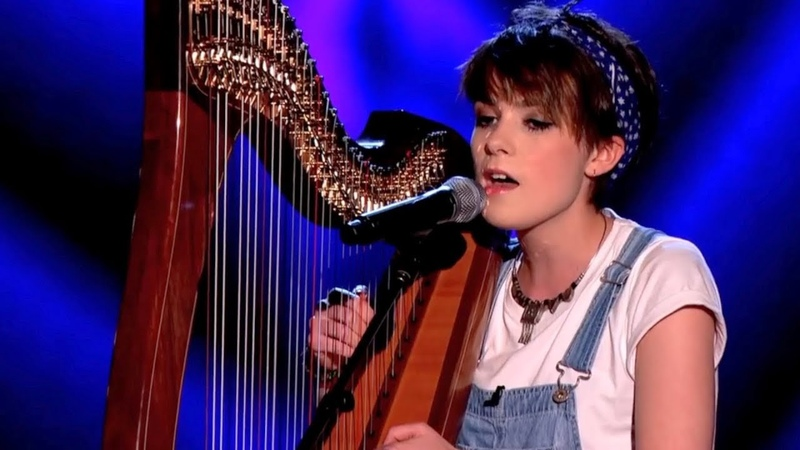 Anna McLuckie performs Get Lucky by Daft Punk | The Voice UK - BBC
