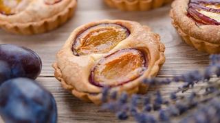Тарталетки со сливами   СЛИВОВЫЙ ТАРТ / сливовый пирог с миндальным кремом франжипан