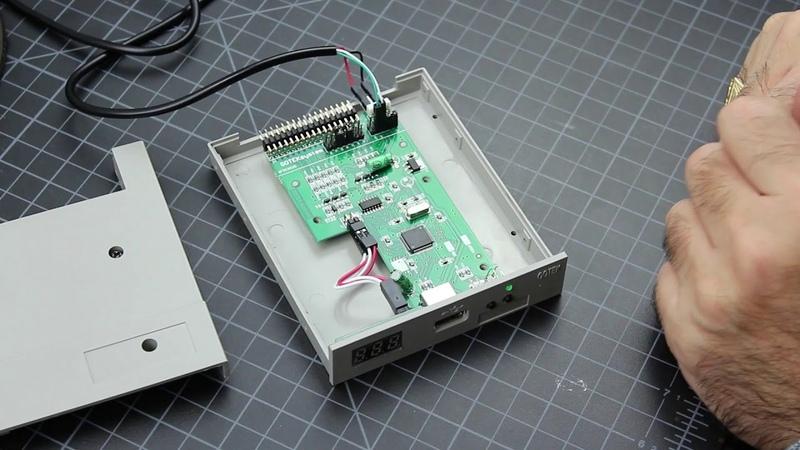 IBM XT 5160 PC Project Part2 Preparing our Gotek Floppy Emulator