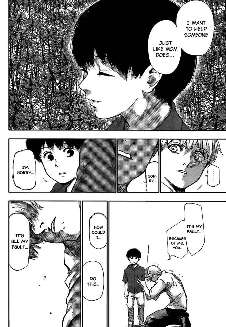 Tokyo Ghoul, Vol.14 Chapter 140 Moderation, image #10