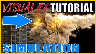 3DS Max Tutorial (Phoenix FD 4 + TyFlow) from Allan McKay - 3D Visual FX