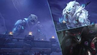 The Storm: Volibear Reveal Recap | Champion Update - League of Legends