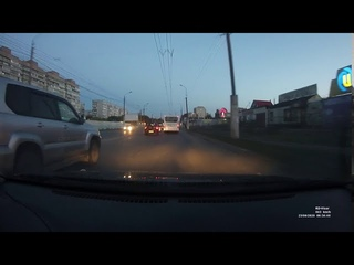 ДТП на Богдана Хмельницкого Омск.