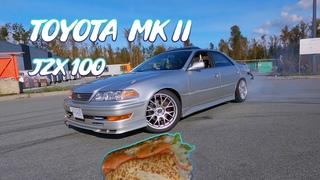 Toyota Mark 2 JZX100   Special Sub Sandwich
