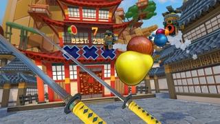 Fruit Ninja VR - Trailer [VR, HTC Vive, Oculus Rift]