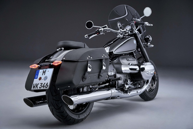Круизер BMW R18 Classic