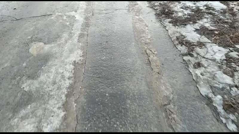 Пусть бегут неуклюже пешеходы по лужам а вода по асфальту рекой Кочетовка 24 01 2021