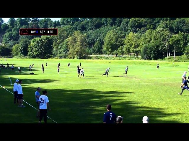 Doublewide v Sockeye 2012 ECC Game Of The Tournament