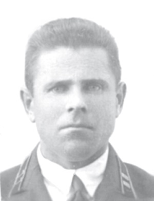 Майор Владимир Стрекалов