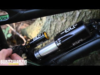"6undZwanzig Magazine - Cane Creek ""Double Barrel AIR"" 2012 first look + test"