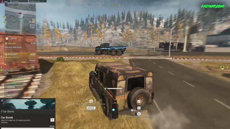 Самый простой способ получения ачивки Бомба на колесах 1 сезон