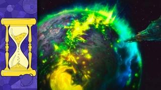 World Of Warcraft: Legion. Аргус. Сердце Пылающего Легиона. Почему Эредары бежали с Аргуса и что ожидало планету после прихода Саргераса? Побег из родного мира. История.