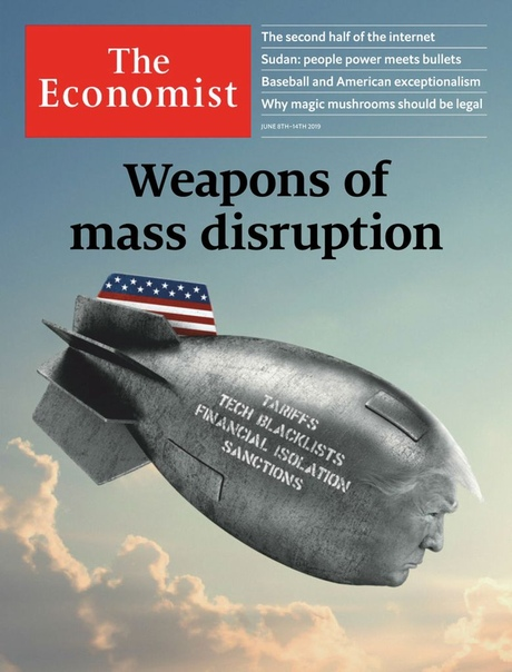 The Economist - June 08, 2019