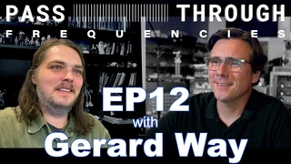 Pass-Through Frequencies EP 12 | Guest: Gerard Way