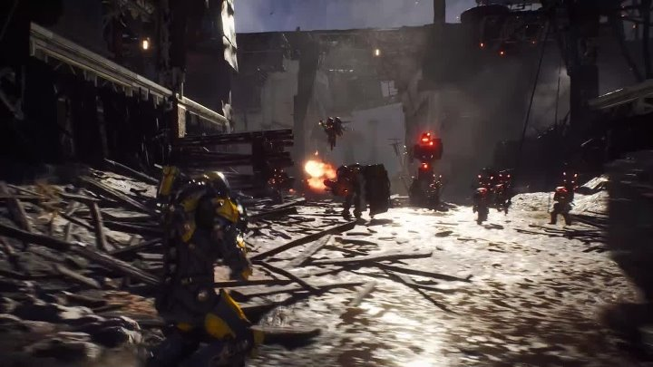 Для раскрытия потенциала игры нужно больше времени BioWare официально объявила о работе над перезапуском Anthem