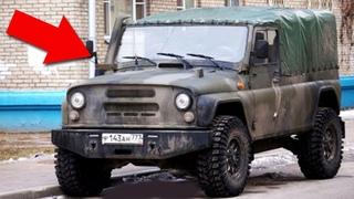 """Это не Советский """"УАЗ"""", а редкий внедорожник """"ЛША-1 Скорпион""""!"""