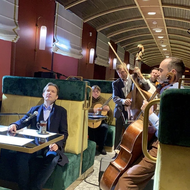 3 октября 2020 г, участие Олега Погудина в онлайн-праздновании 125-летия Сергея Есенина VdZol1MHveM