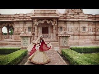 Jake & Hasmira   Hindu Asian Wedding Video   Shaadi Video  