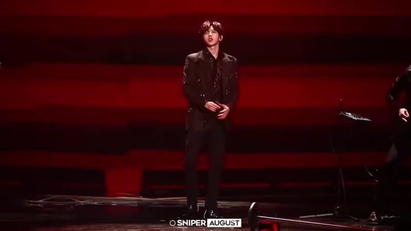 "IQiYi Scream Night - Cai Xukun ""Rebirth"""