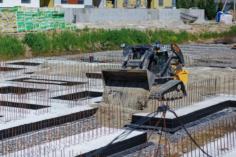 Отчет о ходе строительства ЖК «Ожогино» июнь 2020, изображение №3
