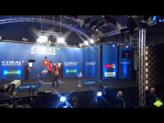Kim Huybrechts vs Joe Cullen (Coral UK Open 2017 / Round 5)