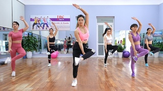 7 DAY CHALLENGE: Lose Belly & Arms Fat | Zumba Class