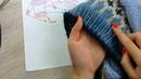 Лопапейса онлайн. Выпуск 4. Ай-корд из двух цветов по кругу. Прямой эфир Instagram