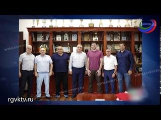 Тагир Гаджиев - лучший игрок страны по итогам 2019 года