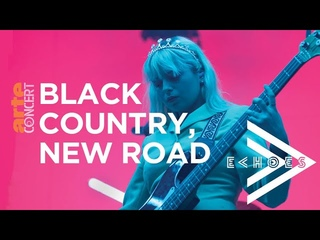 Black Country, New Road - Echoes with Jehnny Beth - ARTE Concert