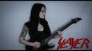 Slayer - Dead Skin Mask (guitar cover)