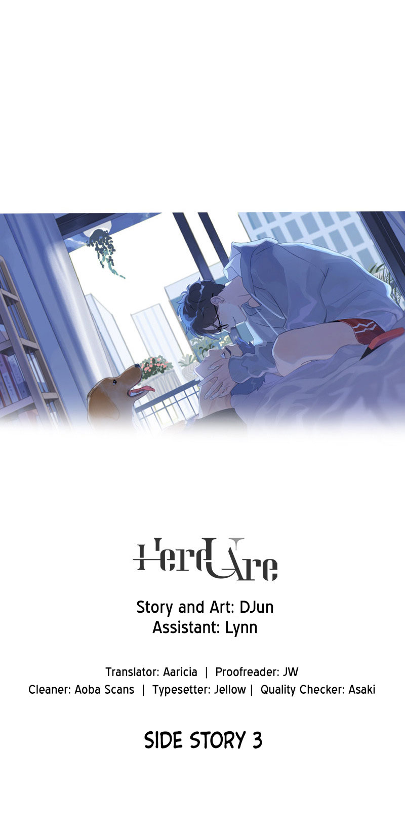 Here U are, Chapter 137: Side Story 3, image #1