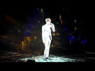 "140118 Lee Min Ho 이민호  ""My Everything"" Encore concert in Seoul 【Last Love】🎵 🎵 🎵"