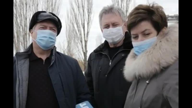 Нет не расскажет без пресс подхода прошел визит губернатора в Волгодонск
